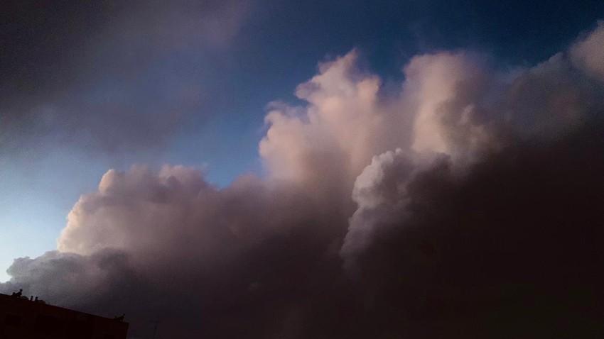 الليلة | استمرار تأثر المملكة بالمنخفض الجوي مع طقس بارد يتحول الى شديد البرودة في بعض المناطق