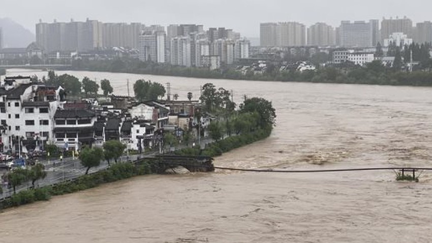 Greece | 7 deaths as a result of floods swept an island near Athens