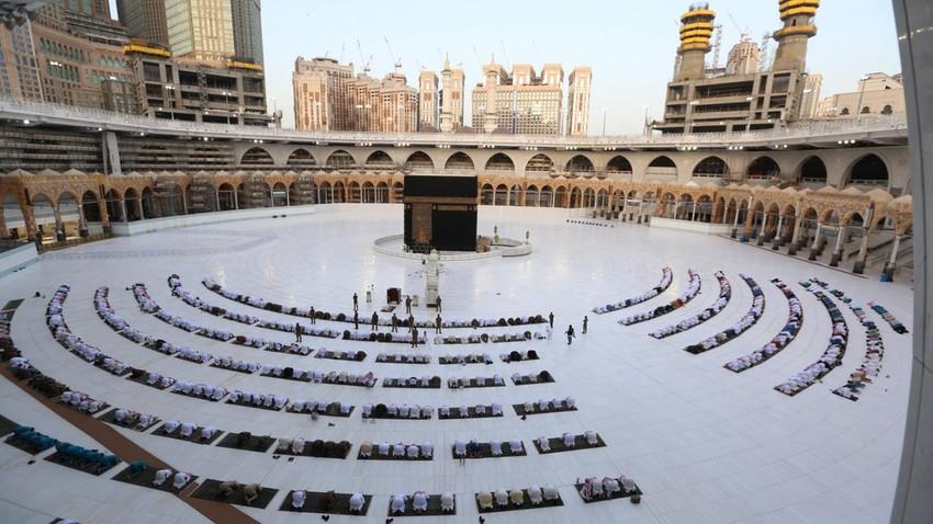 مكة المُكرمة | طقس شديد الحرارة مُتوقع نهار الثلاثاء وتنبيه من ضربات الشمس والإجهاد الحراري