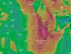 السعودية | استمرار تأثير رياح البوارح على الأجزاء الشرقية من المملكة يومي السبت والأحد