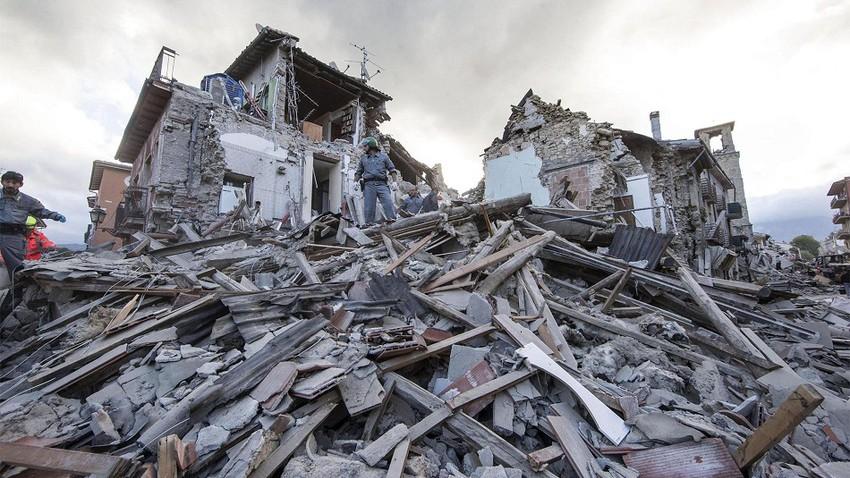 الفرق بين قوة الزلزال وشدة الزلزال وكيفية قياس قوة الزلازل