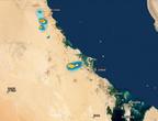 تحديث 3:10 م | سُحب رعدية على أجزاء متفرقة من المنطقة الشرقية