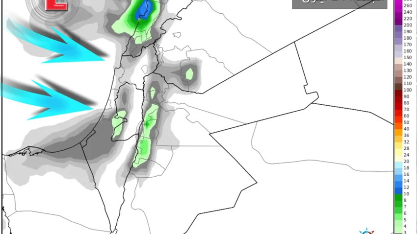 Weather for Thursday and Friday