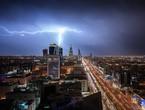 الرياض |  الأمطار متوقعة اعتباراً من مساء السبت