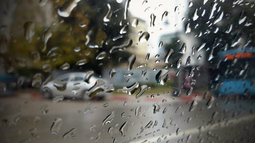 الرياض | فرصة ضعيفة لزخات محدودة وعشوائية من الأمطار يومي الجمعة والسبت