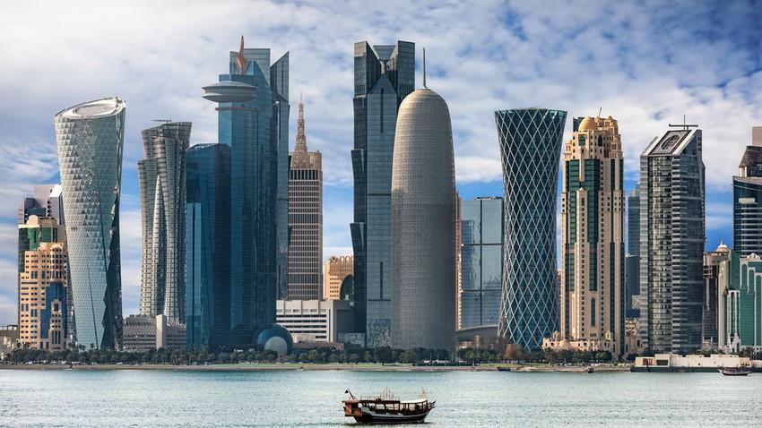 قطر   طقس مستقر نهار الخميس والحرارة 34 درجة مئوية