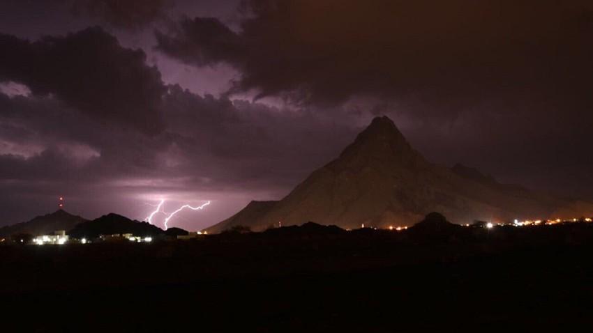 Saudi Arabia | Relative decrease in rainfall in the west and the temperature decreases in the north until Saturday