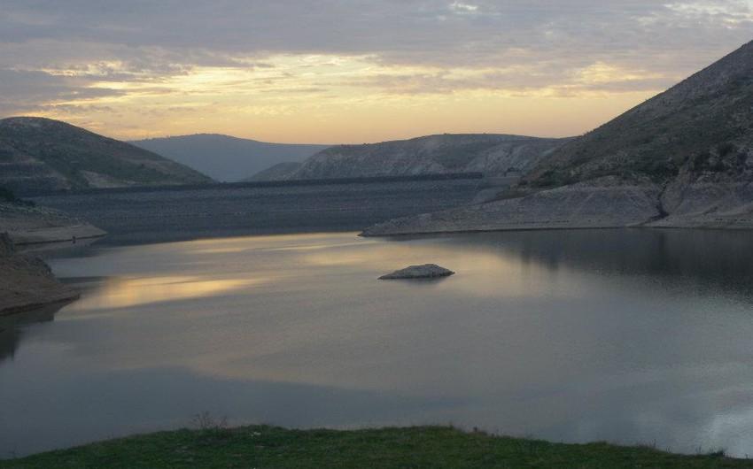 سد وادي العرب في محافظة إربد
