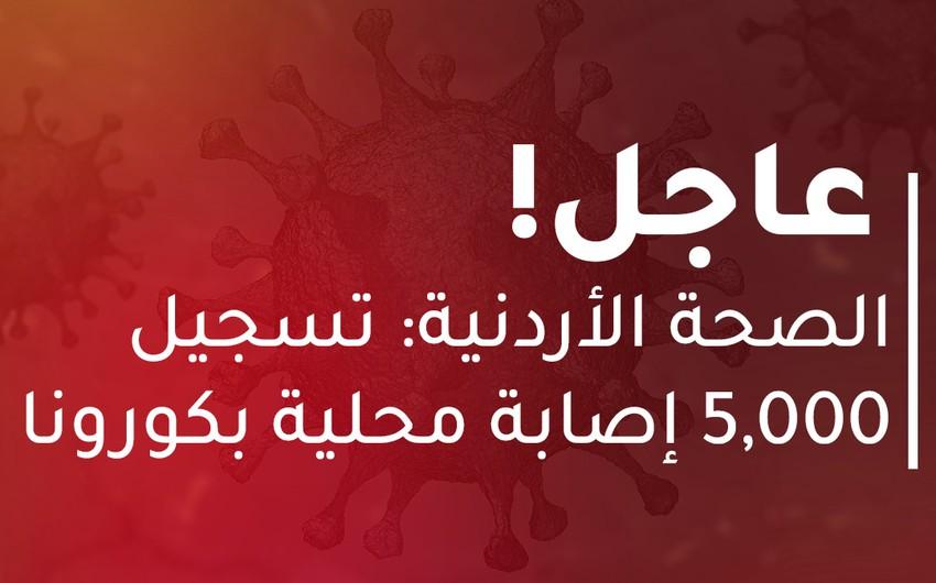 الصحة الأردنية: 67 حالة وفاة جديدة بكورونا رحمهم الله و 5000 إصابة جديدة