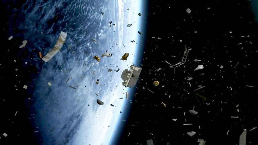 علماء: النفايات الفضائية تشكل خطرا كبيرا على الأرض