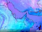 الكويت - تحديث الساعة 02.45 مساءً | الموجة الغُبارية مُستمرة والمزيد من الرياح المُحملة بالغُبار الساعات القادمة