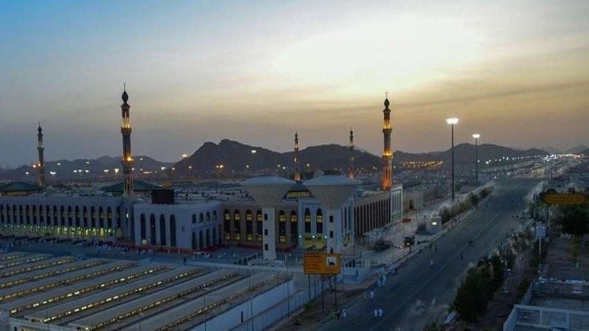 مشعر عرفات بمكة المكرمة سجّل ثاني أعلى حرارة على مستوى العالم ليوم أمس السبت