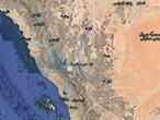 السعودية | هزة أرضية بقوة 3.1 ريختر شعر بها سكان أبها وخميس مشيط