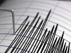 An earthquake of 6.4 magnitude centered in the Mediterranean Sea