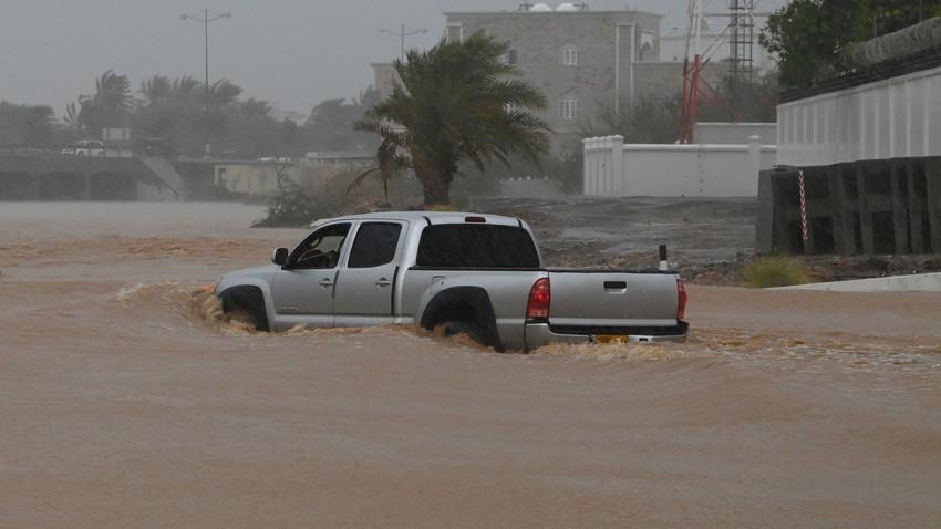 محطة ولاية السويق العُمانية تسجل أعلى كمية أمطار على الكوكب خلال آخر 24 ساعة
