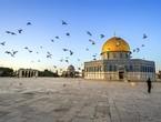"""فلسطين   طقس مستقر الاثنين ... و""""خماسيني""""  الثلاثاء"""