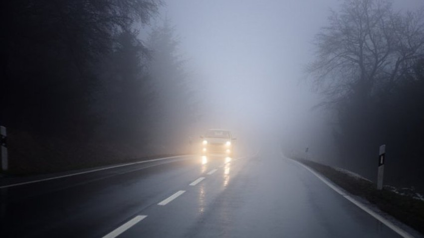 Important advice to follow when driving in foggy weather