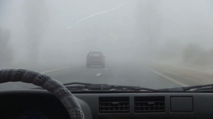نصائح تهمك خلال القيادة عند تشكل الضباب