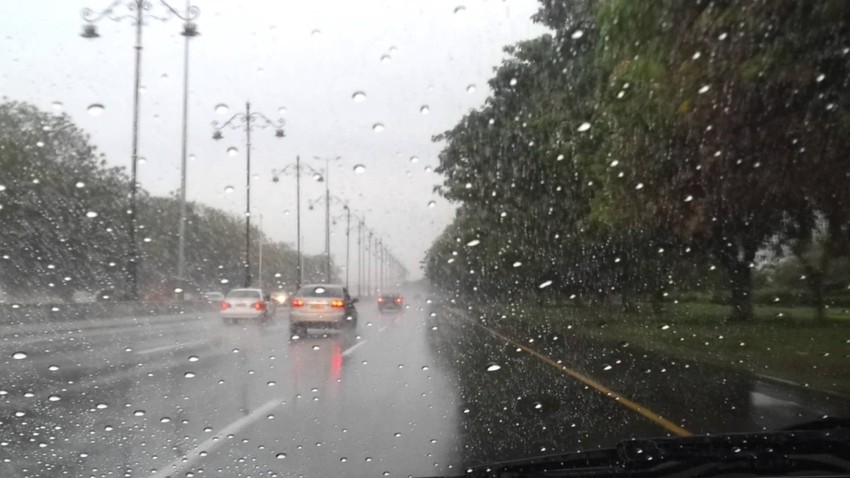 Sultanate of Oman Thunderstorm from Thursday evening to Sunday morning