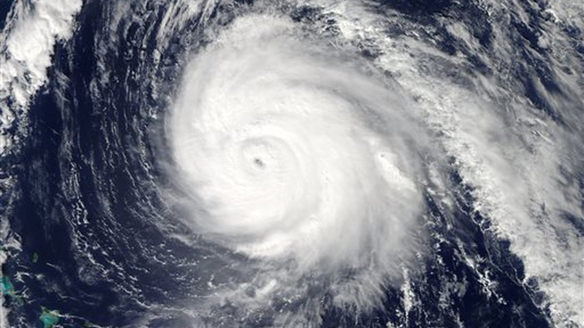 هل سبق وأن تشكّل إعصار في البحر الأبيض المتوسط ؟