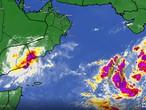 بحر العرب | تراجع قوة المنخفض المداري و تحركه غربا نحو اليمن