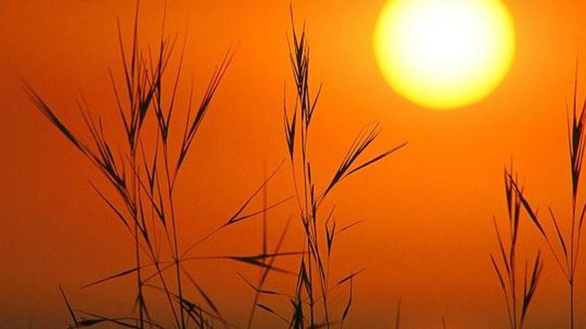 الثلاثاء | بقاء الطقس حار نسبيًا في أغلب المناطق