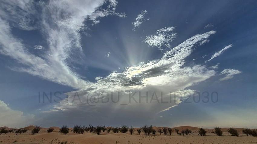الإمارات | طقس مستقر وفرصة للغبار في المناطق المكشوفة