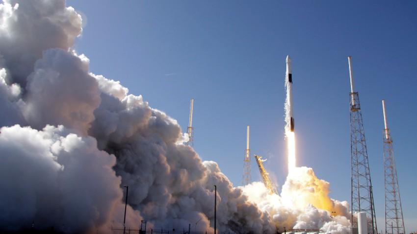 3 حالات جوية تشكل عائقًا أمام اتمام اطلاق الرحلات للفضاء