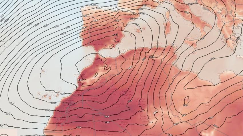 Algérie et Maroc | Découvrez les derniers détails de la vague de chaleur affectant la région