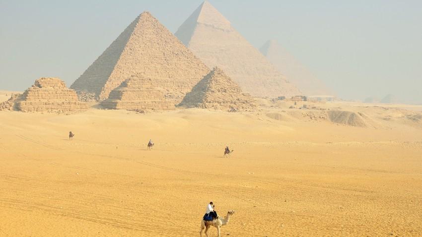 Égypte | Connaître les prévisions météo pendant les joyeuses fêtes