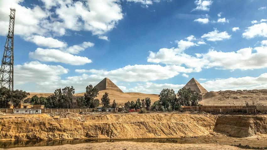 مصر | أجواء صيفية اعتيادية مع استمرار نشاط الرياح المثيرة للغبار على بعض المناطق خلال الأيام القادمة