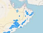 سلطنة عُمان |أحوال جوية غير مستقرة والأمطار تُطال العديد من المناطق الاثنين