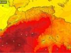 الجزائر | انخفاض تدريجي على درجات الحرار في المناطق الشمالية خلال الأيام القادمة