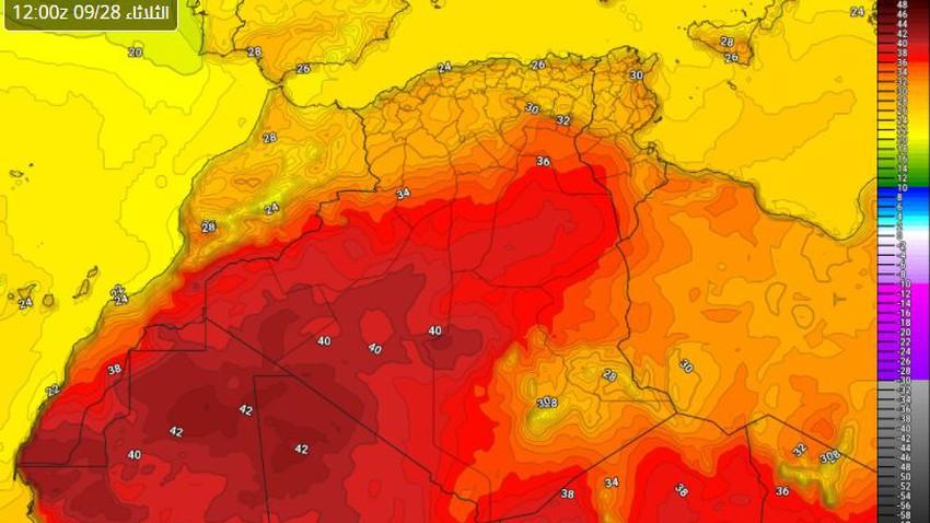 Algeria | Gradual decrease in temperatures in the northern regions over the coming days