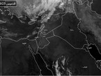 Egypt | The beginning of low clouds flowing over the northern delta, accompanied by scattered rain and increased chances of rain during the coming hours