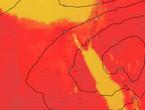 Egypte | Une hausse supplémentaire des températures et un temps très chaud dans la plupart des régions mardi