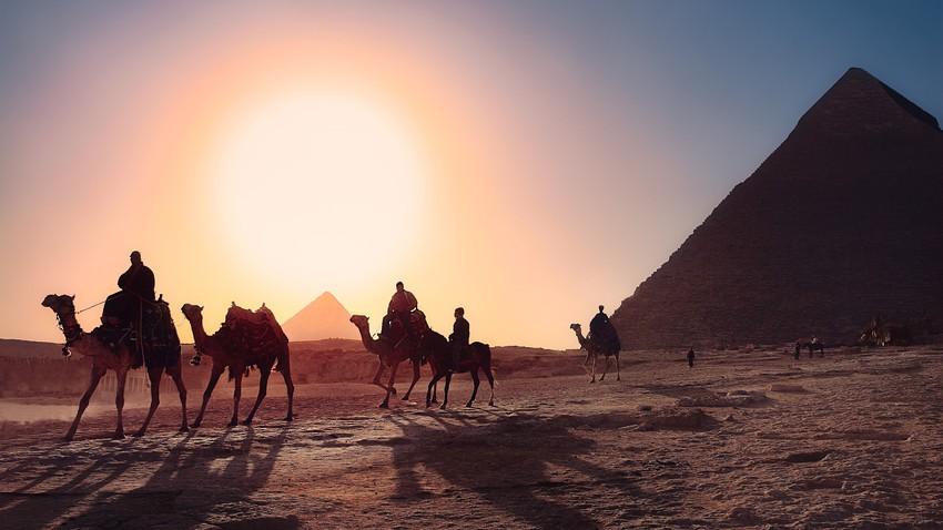مصر | طقس حار في المناطق الشمالية والمزيد من الارتفاع على درجات الحرارة جنوب الصعيد يوم الأربعاء