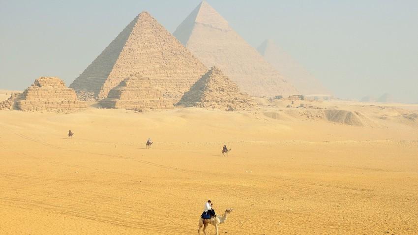 مصر   اشتداد إضافي على الكتلة الحارة وطقس شديد الحرارة في أغلب مناطق الجمهورية الإثنين