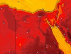 Egypte | Hausse progressive des températures à partir de dimanche