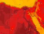 مصر | ارتفاع إضافي على درجات الحرارة وأجواء شديدة الحرارة في أغلب المناطق الأحد
