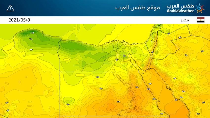 Égypte | Apprenez quand la canicule va fracturer la république