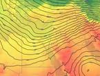 بلاد الشام | المزيد من الانخفاض على درجات الحرارة وطقس خريفي مُعتدل في أغلب المناطق يوم الثلاثاء