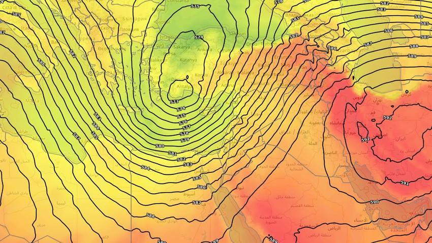 Levant | Le temps normal d'été deviendra progressivement doux au cours des prochains jours