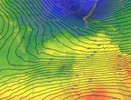 Levant weather: the autumn air mass will continue to affect the region in the coming days