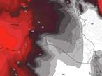 Levant | Une masse d'air avec des températures normales continuera de contrôler la zone au cours des prochains jours الأيام