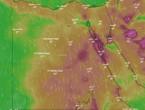 مصر | انخفاض إضافي على الحرارة وتنبيه من رياح نشطة مثيرة للغبار والأتربة في بعض المناطق يوم الاثنين