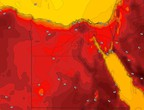 early warning | Increasing indications of a hot air mass rushing next week over the Republic of Egypt