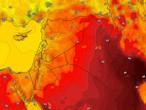 بلاد الشام | استمرار سيطرة الأجواء المُعتدلة على المنطقة يوم الأربعاء