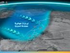 بلاد الشام | استمرار سيطرة كُتلة هوائية معتدلة الحرارة على المنطقة خلال الأيام القادمة