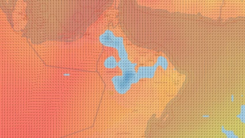 سلطنة عُمان | تحسن فرص الأمطار على جبال الحجر والمناطق المجاورة خلال الأيام القادمة .. تفاصيل المناطق المشمولة